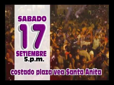 SPOT FESTIVAL DE LA JUVENTUD  17 SET - CUCALAMBE DE STA ANITA