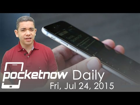 iPhone 6s display, Apple and Samsung market share & more - Pocketnow Daily
