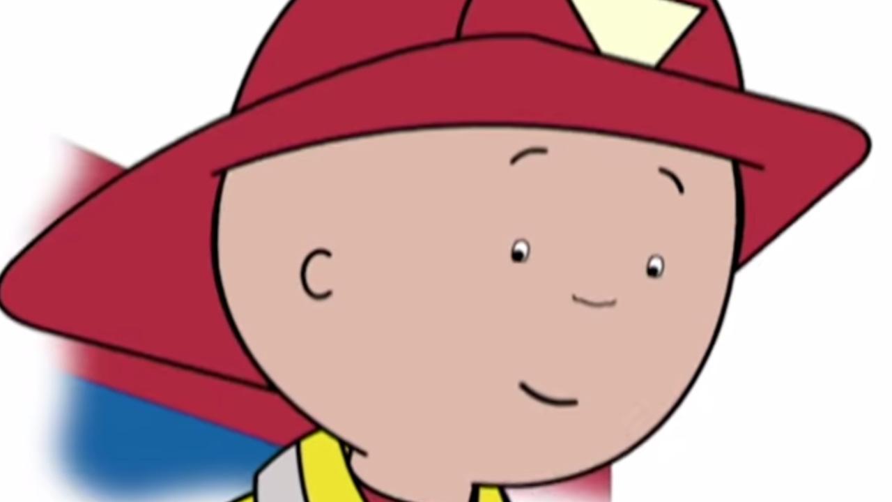 Caillou en fran ais caillou le pompier 2 heures dessin anim en entier youtube - Dessin caillou ...