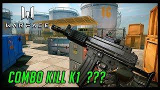 WARFACE NOOB A PRO #70 Combo Kill de K1 ???