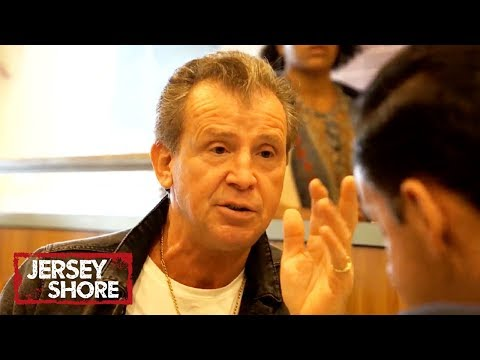 Uncle Nino's Advice To Mike On Going To Prison  Jersey Shore: Family Vacation
