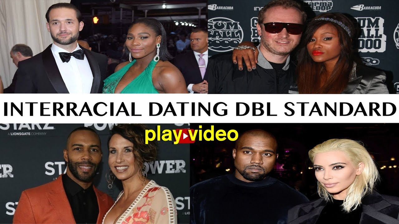 interracial dating double standard