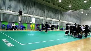 2020  청소년스포츠한마당  세팍타크로대회 (부산체육…
