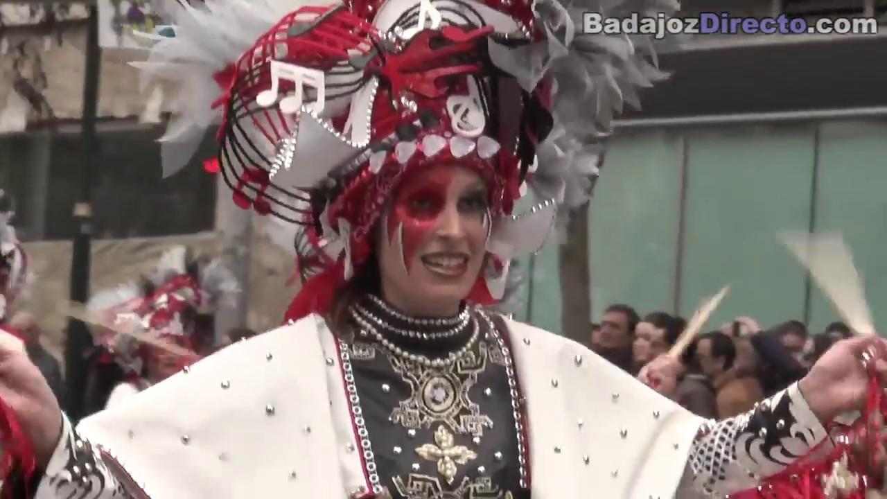 carnaval de badajoz en directo