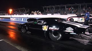 PRO MODIFIED Drag Racing CRASH