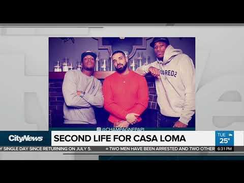 Casa Loma gets second life