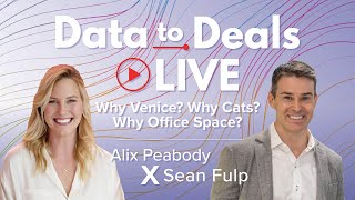 Why Venice? Why Cats? Why Office Space? | Alix Peabody & Sean Fulp