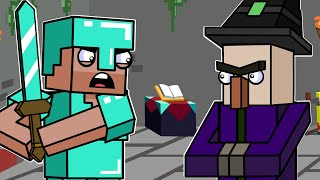 Block Squad: Survival Mode | Minecraft Animation (Compilation)