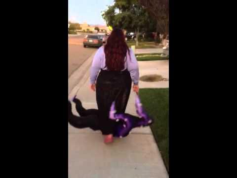 Ursula costume youtube ursula costume solutioingenieria Image collections
