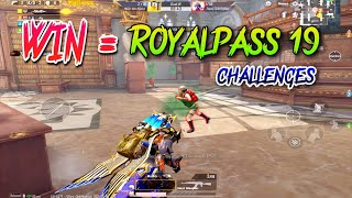 Free RoyalPass Season 19 Challenges