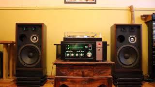 Trio KL-61 + Clarion MA-5050A