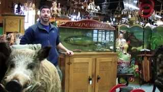 Uhw Presents - Webisode 5 - Antiques & Unusual Items!