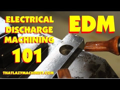 ELECTRICAL DISCHARGE MACHINING EDM, MARC LECUYER