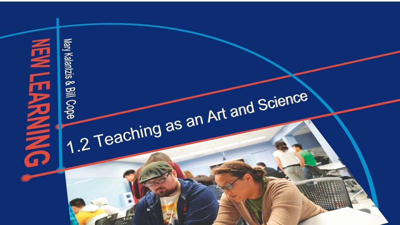 teaching the art and the science essay The school field trip has a long history in american public education including art, natural history, and science them to write a short essay in response to.