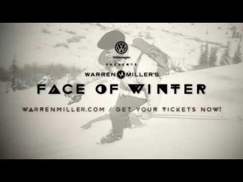 "Official Trailer | Volkswagen presents Warren Miller's ""Face of Winter"""