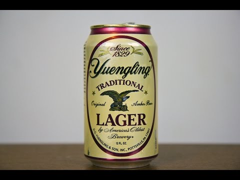 Yuengling Lager Beer Review