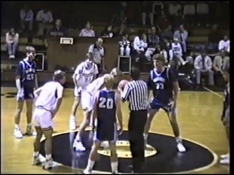 1990 Southwest Georgia Academy Warriors at Crisp Academy Wildcats (basketball)