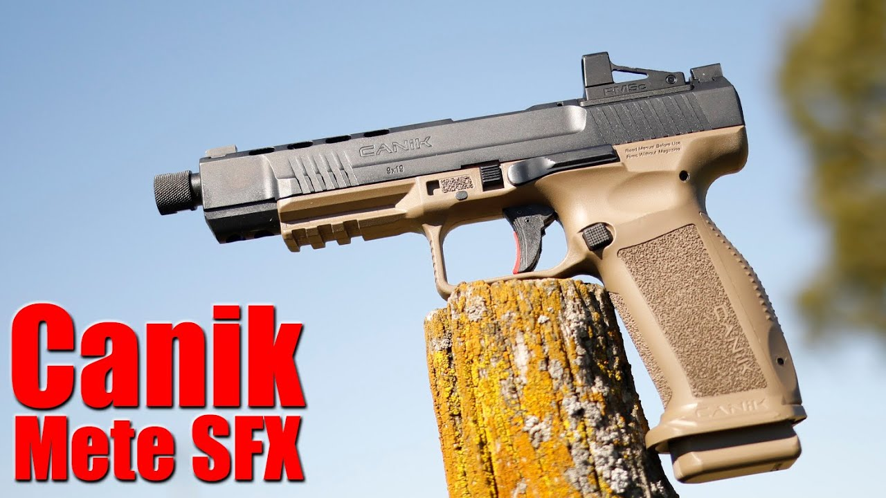 New Canik Mete SFX 1000 Round Review