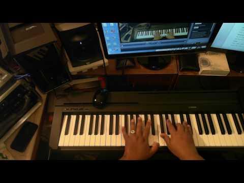 Spread My Wings (by Troop) - Piano Tutorial