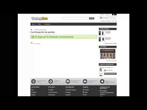 Click to pay Pago con tarjeta en un Click (Redsys) - PrestaShop de YouTube · Duración:  2 minutos 38 segundos