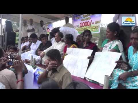 Tamil Progressive Alliance strike comes to end