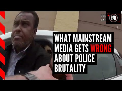 What corporate media got wrong about this brutal arrest caught on bodycam