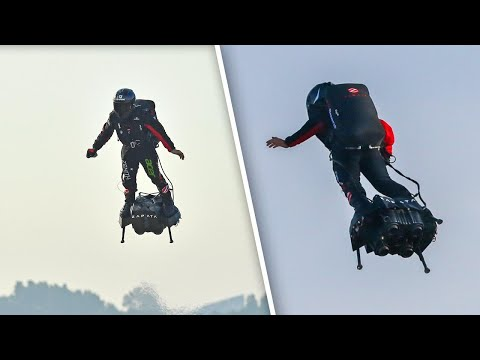 Could Jetpacks Be the New Way to Travel?