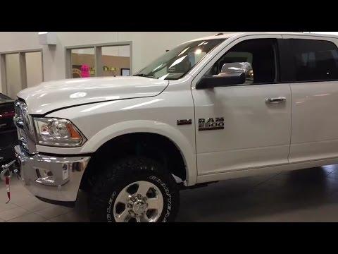 2017 Ram 2500 Wagon Redwater Ab