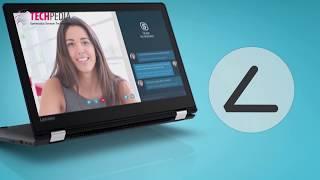 Štýlový notebook Lenovo Yoga 510-14AST sa v okamihu zmení na tablet