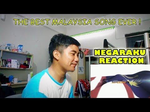 Negaraku - Joe Flizzow, Altimet, SonaOne & Faizal Tahir MV Lyric Reaction