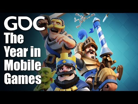 The Year In Mobile Games