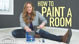 How to Paint a Room (w/ Monica from The Weekender)