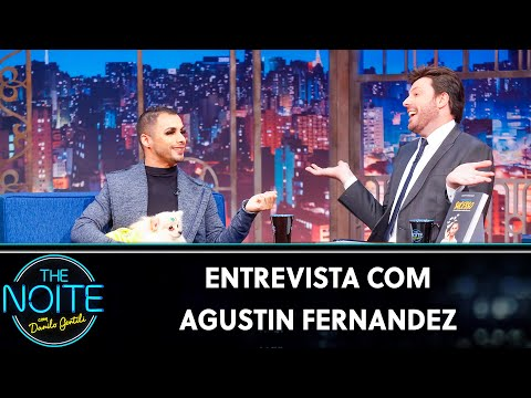 Entrevista com Agustin Fernandez | The Noite (26/07/19)