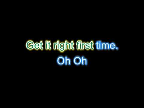 Pink Glove - Pulp - Karaoke version