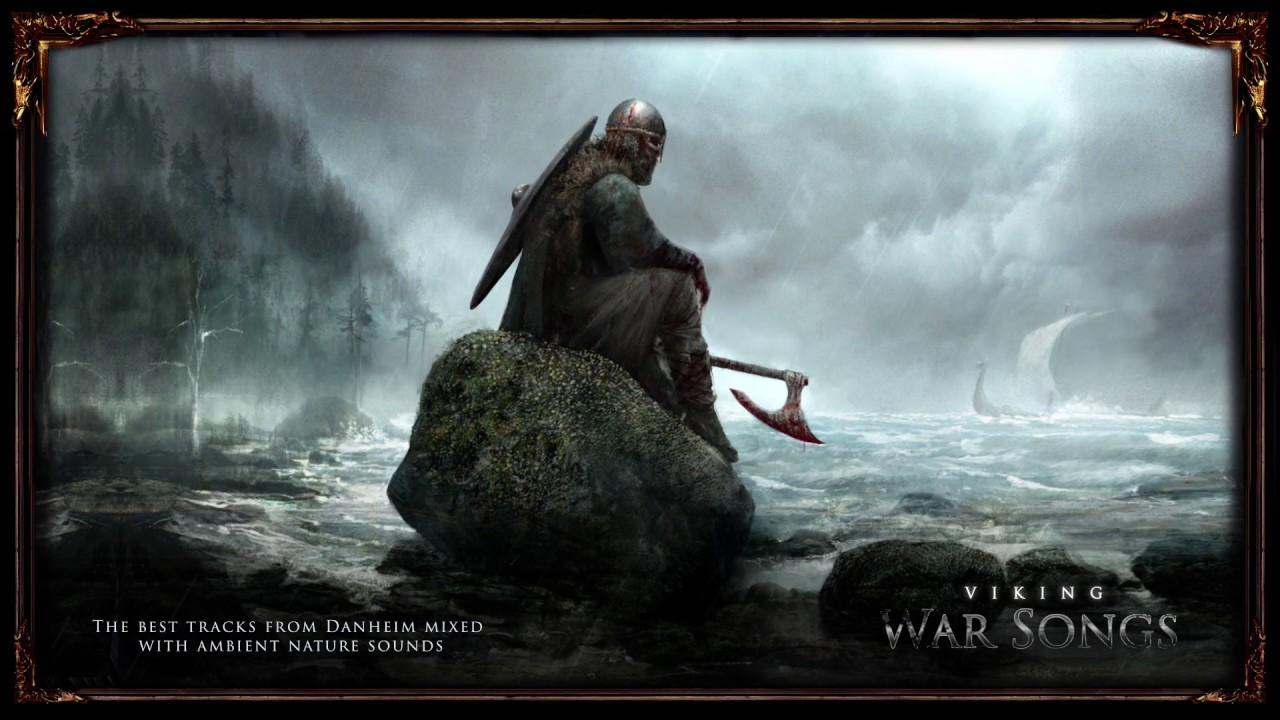 Download 1 Hour of Viking War Songs mixed with ambient nature sounds (Danheim - Mannavegr)