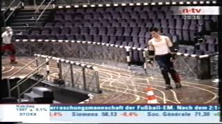 starlight express backstage report + castpremiere teil 1 (2004)