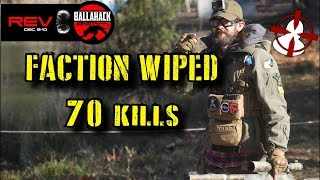 """70 SURVIVOR SCALPS! TEAM WIPE!"" Ballahack Revelations 8 Sussex Sniper (Part 2)"