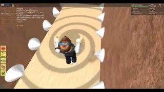 [ ROBLOX : Adventure Forward : Star Savior ] Quicksand Pit