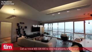The Residences, Downtown Dubai - UAE