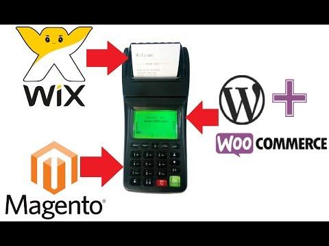 GSM/GPRS printer integration in php, goodcom online food ordering system UK