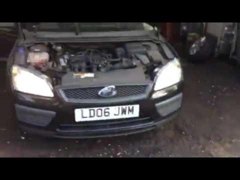Форд Фокус 2, 1.8 л, МКПП - YouTube