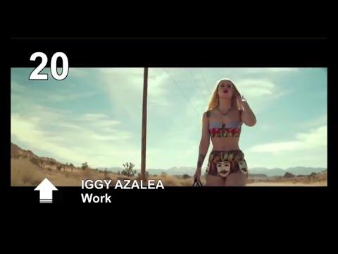 Top 20  Hot R&B Hip Hop Sgs Of 2014 Billboard Charts
