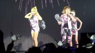 2NE1 I LOVE YOU New Evolution L.A. Part 15/23