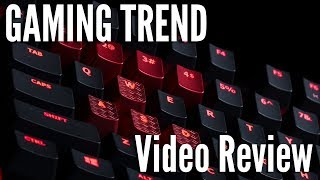 HyperX Alloy FPS Pro Keyboard Review - PC - [Gaming Trend]