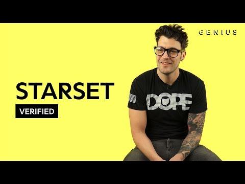 "Starset ""Monster"" Official Lyrics & Meaning | Verified"