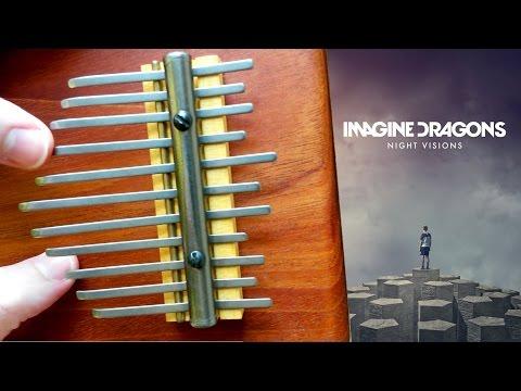 Demons - Imagine Dragons - Kalimba Cover (Thumb Piano) Arrangement