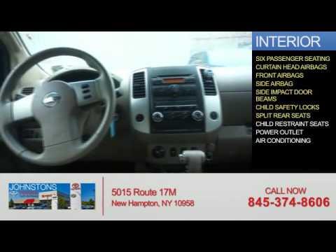 2012 Nissan Frontier 23998 - New Hampton NY