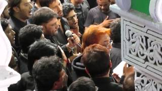 9th Moharram, Anjuman-e-Masoomeen at Alawa e Bibi. 2014-2015