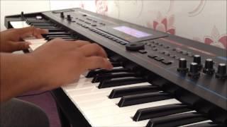 Guru-Ye Manpuru Mangaye/Aye Hairathe Aashiqui Piano/Keyboard - A.R.Rahman