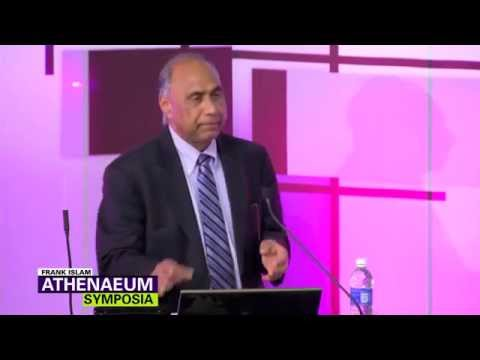 Frank Islam Introduces Ambassador Akbar Ahmed